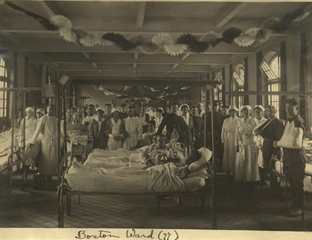 Boston ward
