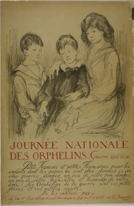 "Charles H. Foerster, ""Guerre 1914-15-16 Journee Nationale Des Orphelins,"" Library of Congress"